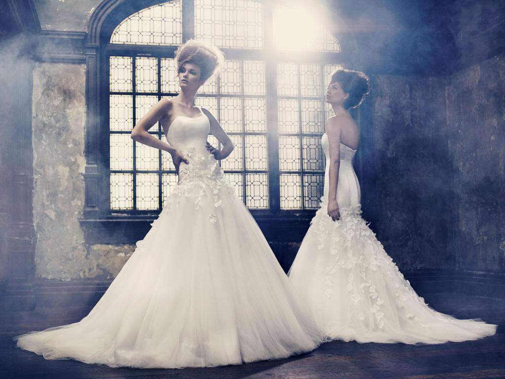 The Couture Gallery Bridal Sample Sale, London, September 2017