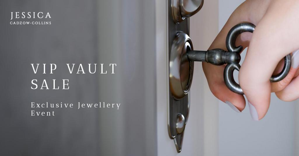VIP Jewellery Vault Sale London December 2017