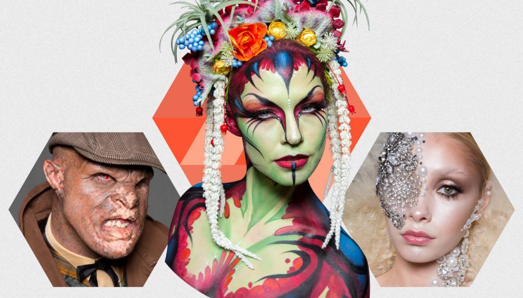 Makeup convention