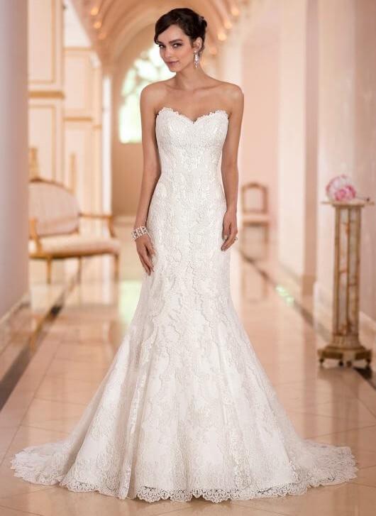 Garnet Grace Wedding Dress Sample Sale Los Angeles February 2018