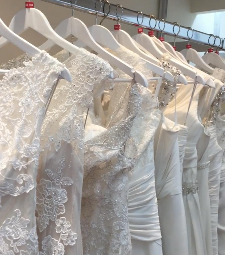 Mia Sposa Bridal Showroom Sample Sale, London, February 2018