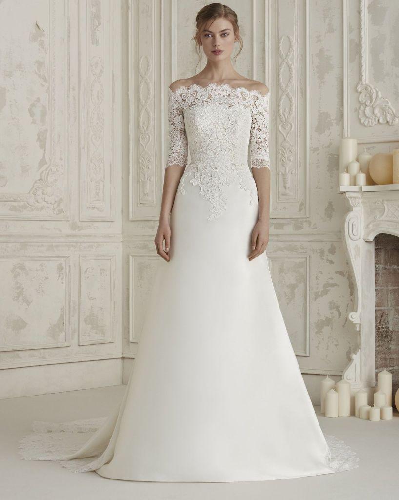 The Wedding Dress Shop Sample Sale, London, October 2018