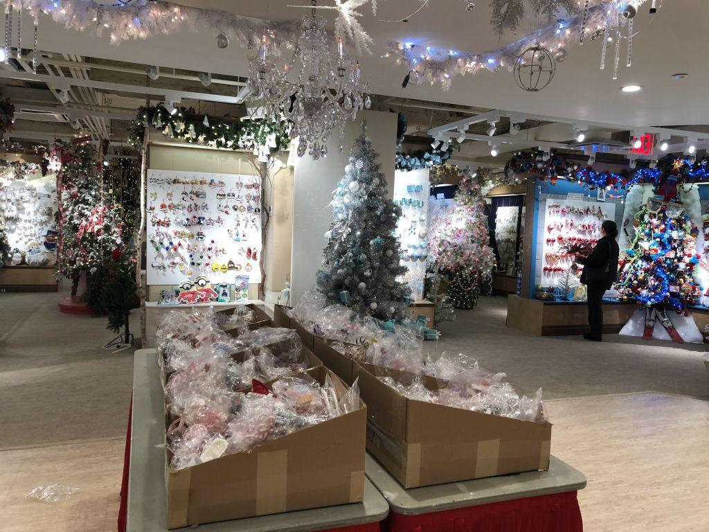 Kurt Adler Christmas Sample Sale New York November 2020