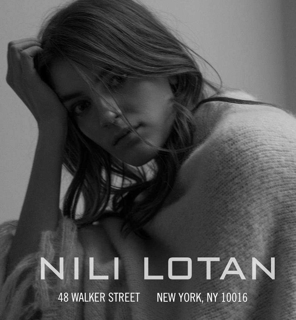 Nili Lotan Sample Sale, New York, March 2017