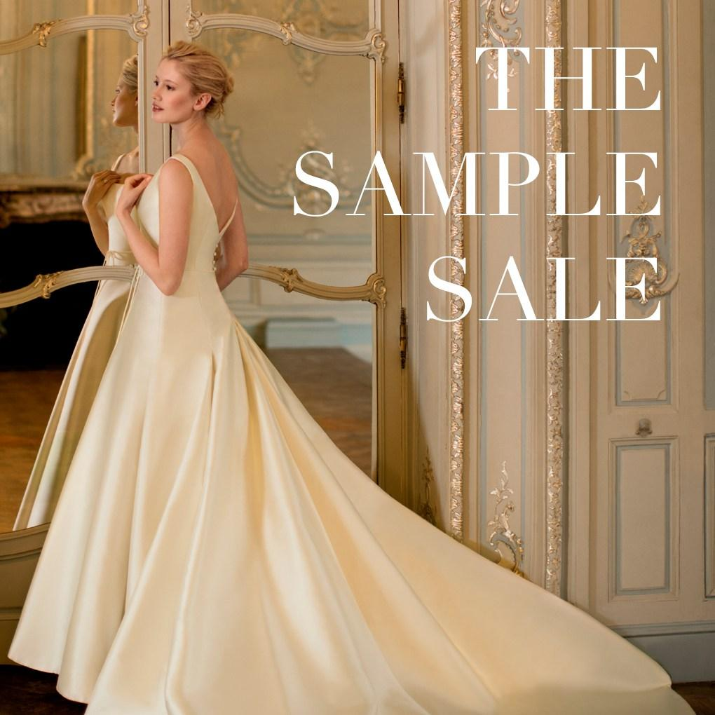 Phillipa Lepley Bridal Sample Sale, London, July 2017