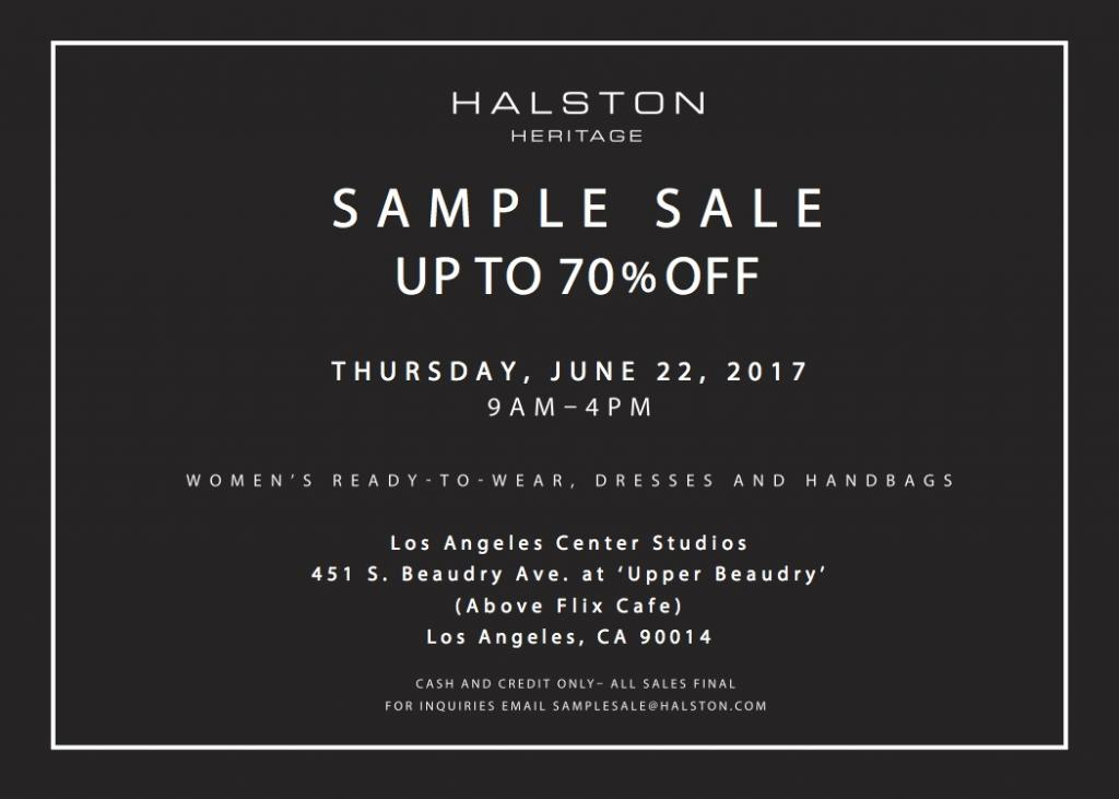 halston heritage sample sale - Bcbg Sample Sale