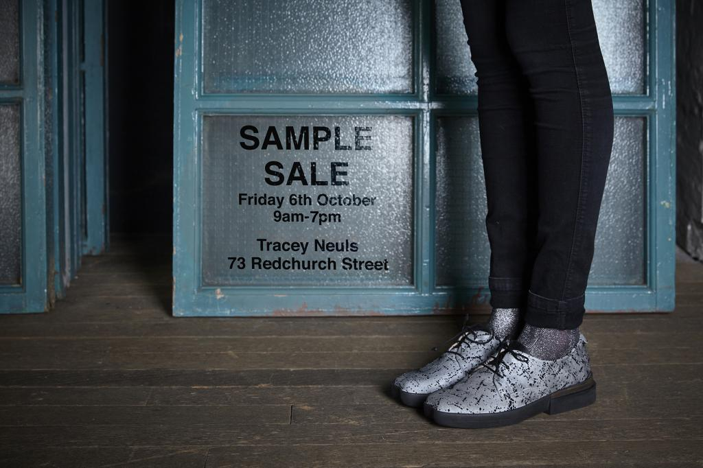 Tracey Neuls Sample Sale