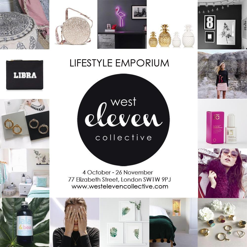 West Eleven Collective Pop Up