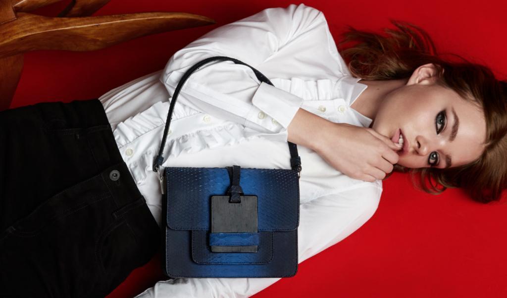 Devi kroell handbags new york sample sale.