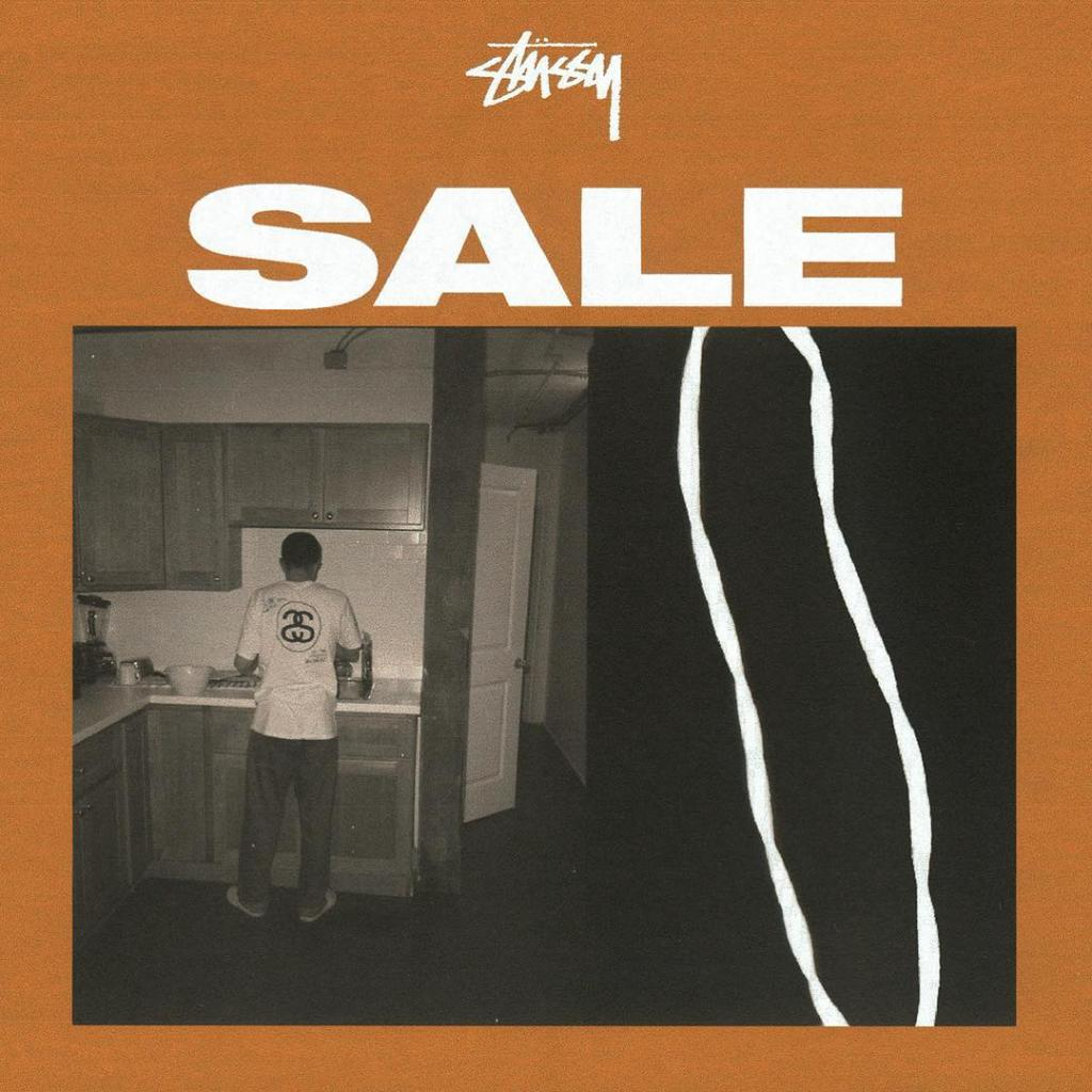 Stüssy Archive Sale