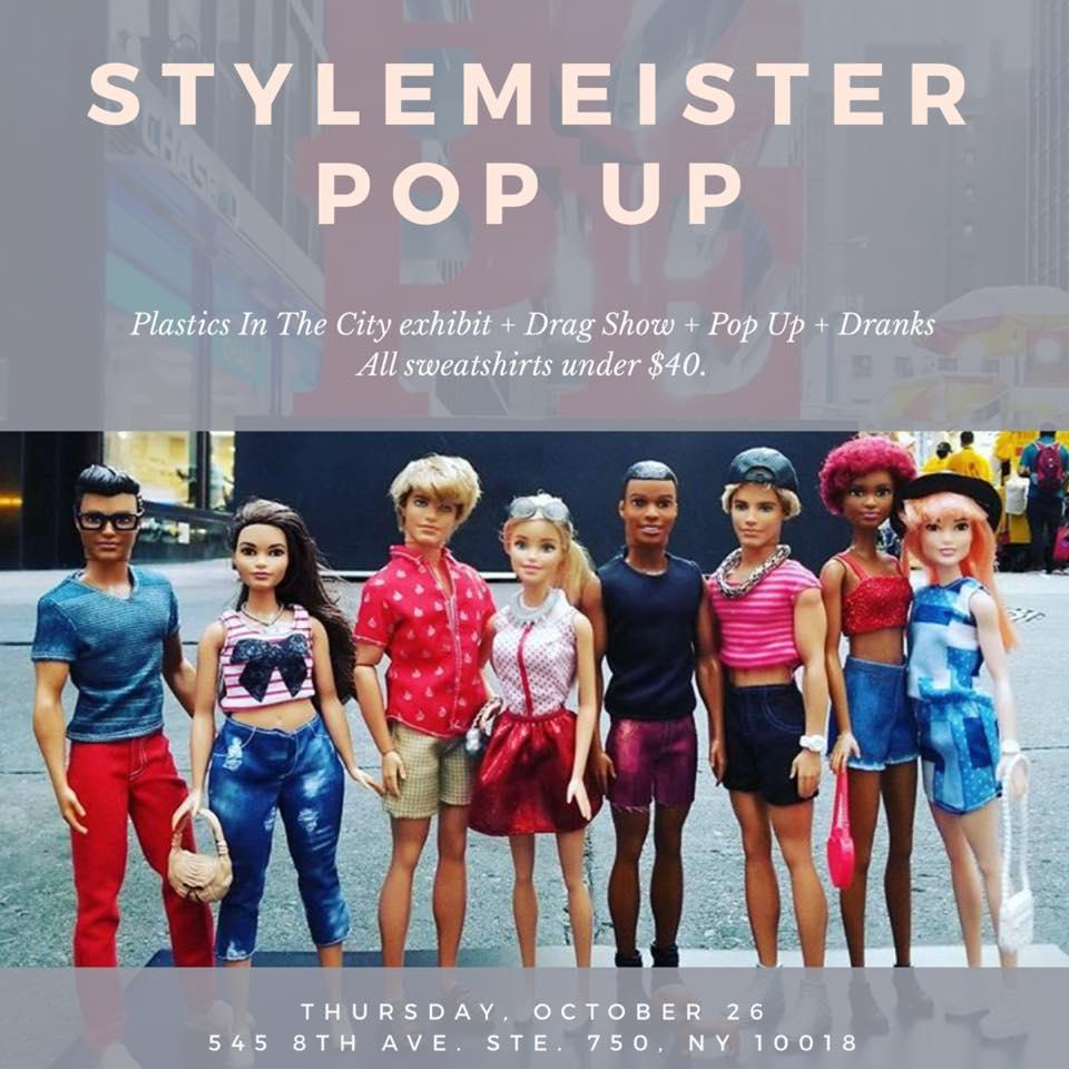 StyleMeister Pop Up