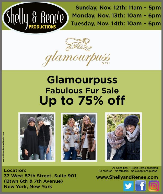 Glamourpuss Fur Sale