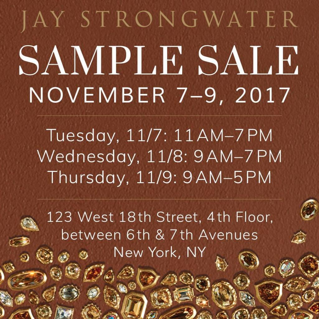 Jay Strongwater x MacKenzie-Childs Sample Sale