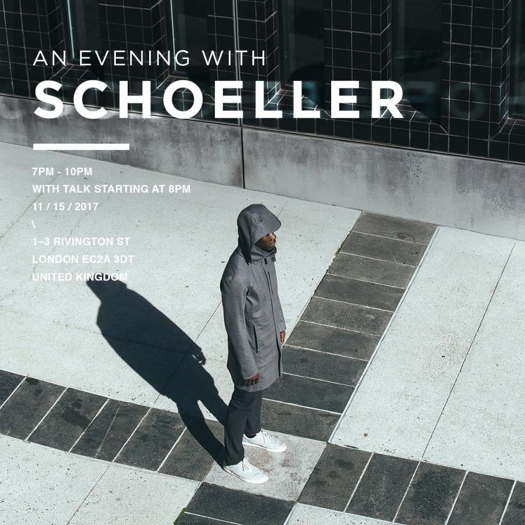 An Evening With Schoeller