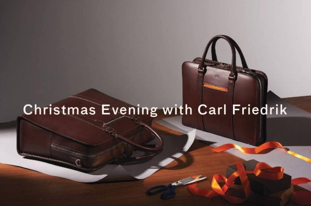 Christmas Evening with Carl Friedrik