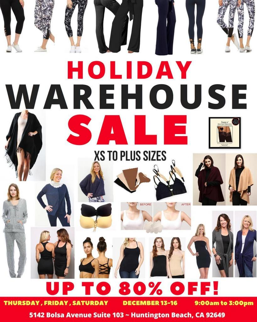 Shibue Warehouse Sale