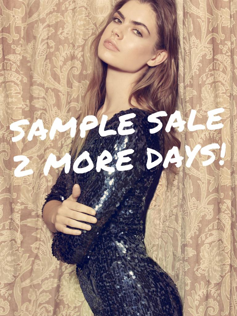 BB Dakota Sample Sale