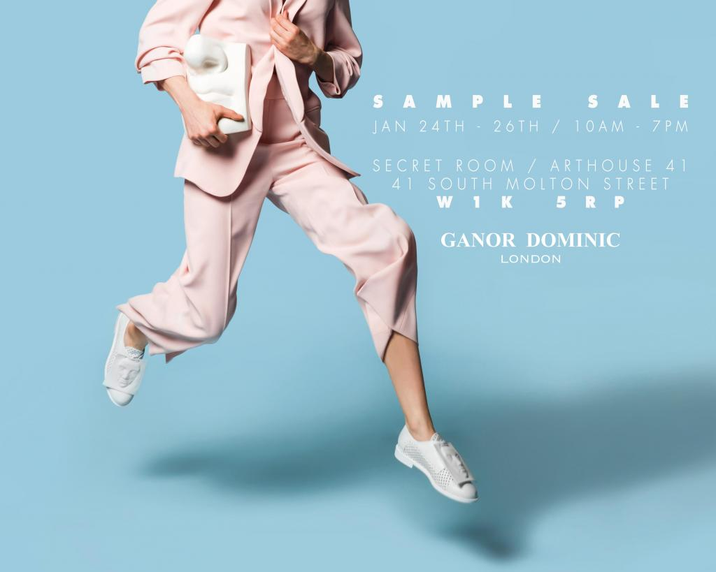 Ganor Dominic Sample Sale