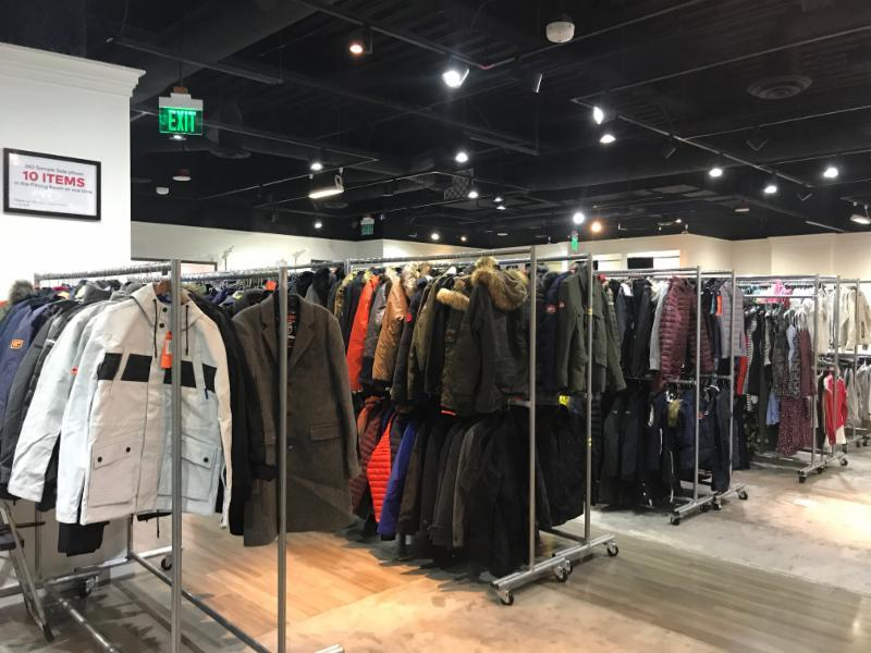 Superdry Sample Sale 85094dd5bfd