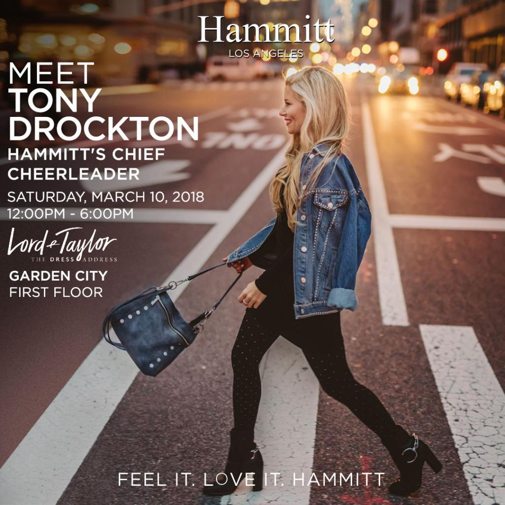 a7559f5ab Hammitt Trunk Show at Lord   Taylor