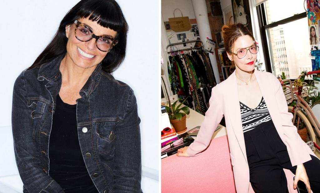 Feminists in Fashion with Norma Kamali and Christene Barberich