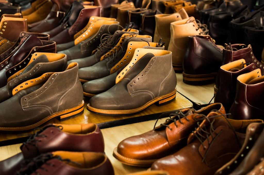 58869d88e82 Viberg Boot Sample Sale, New York, May 2019