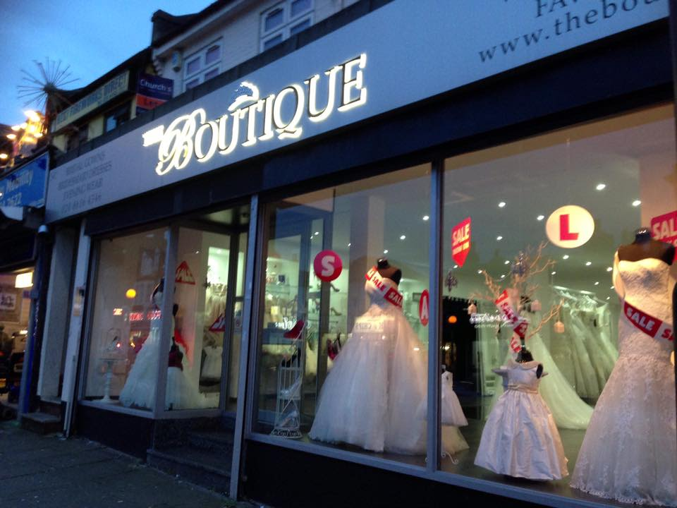 c7afedcd4cbf The Boutique Bridal Sample Sale, London, June 2018