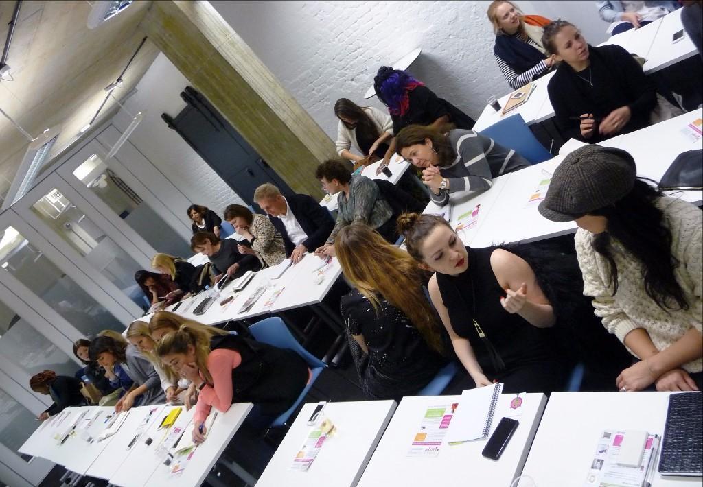Crowdfunding For Fashion Seminar London November 2017