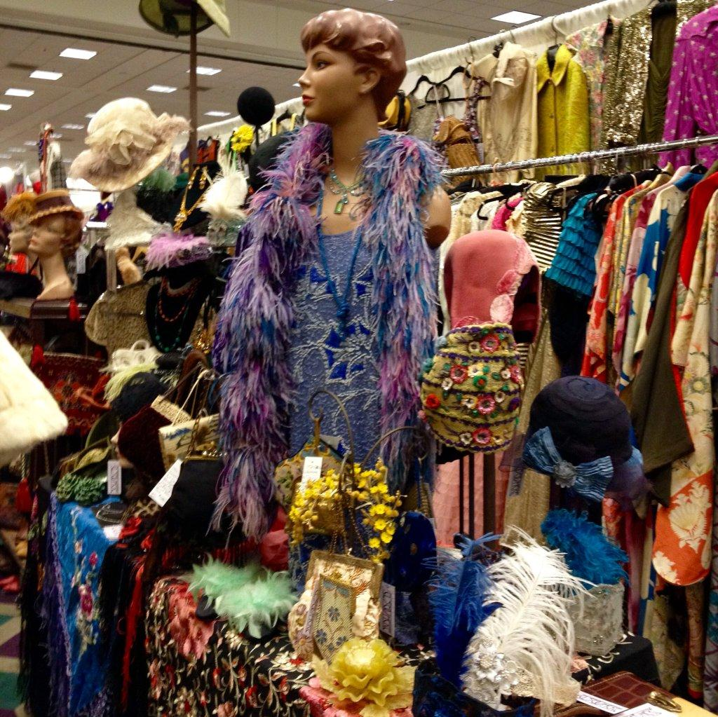 Vintage Fashion Expo: San Francisco at San Francisco