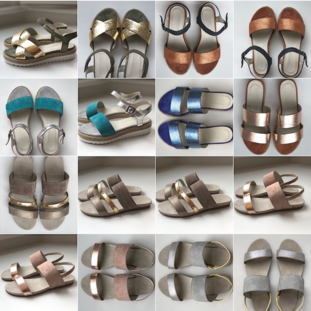 Esska Shoes Sample Sale