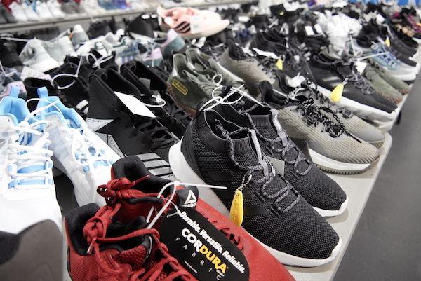 Reebok & Adidas Warehouse Sale, Toronto, September 2019