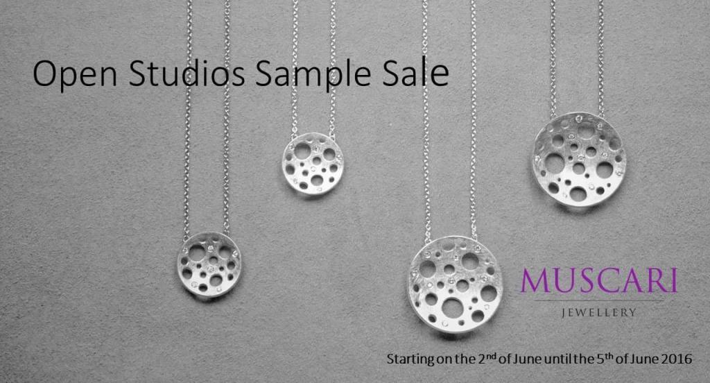 Muscari Jewellery Open Studios & Sample Sale, London, June ...