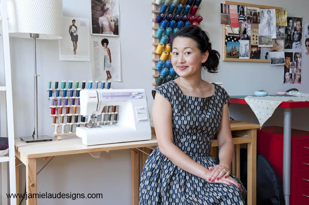 Fashion Design With Jamie Lau San Francisco June 2017