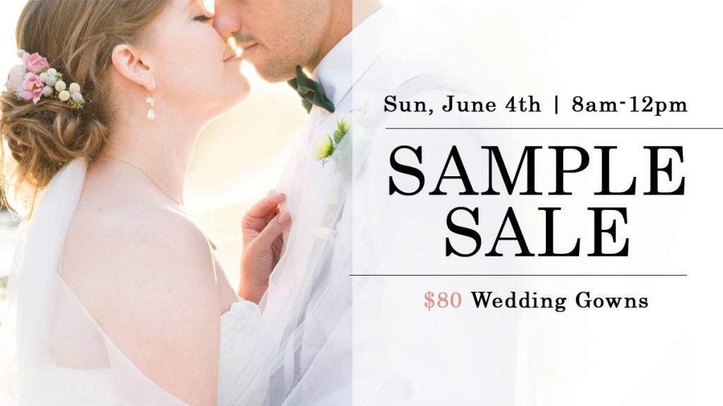 Simply Bridal Sample Sale Los Angeles June 2017