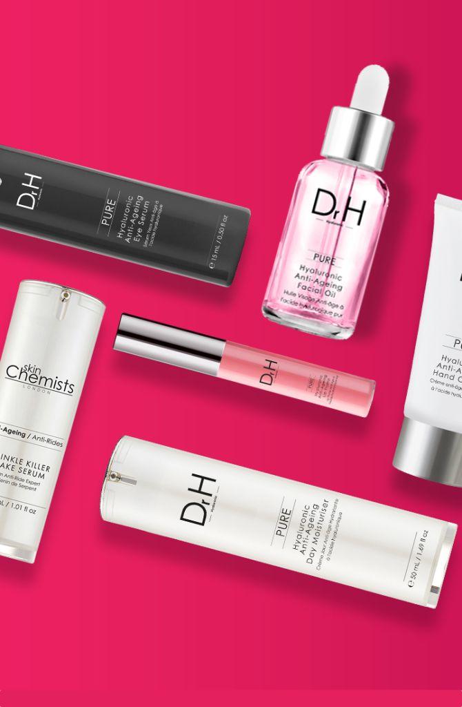 Skin Chemists Online Sample Sale (U,S)