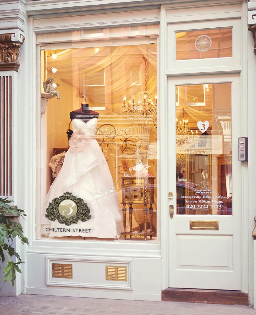 Blackburn Bridal Couture Pop Up Sale, London, September 2017