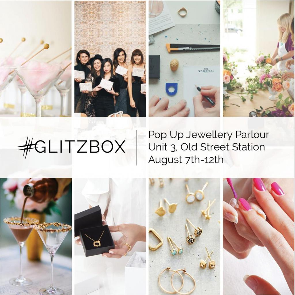 Glitzbox Pop Up Parlour