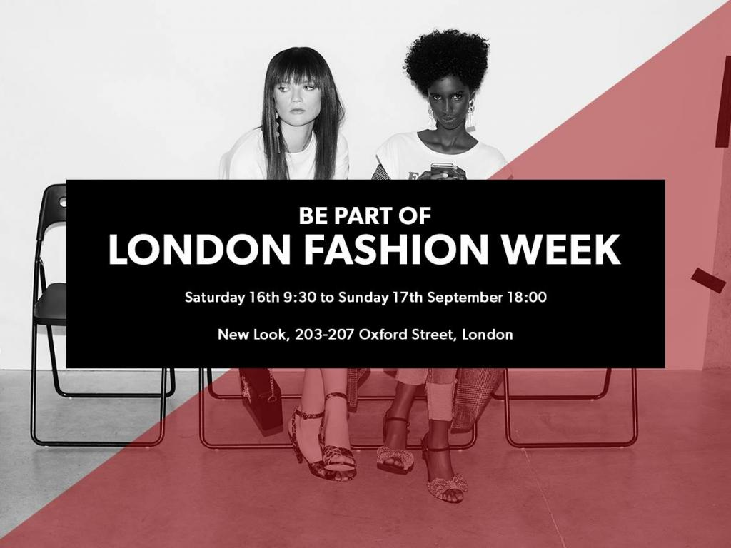 New Look x London Fashion Week